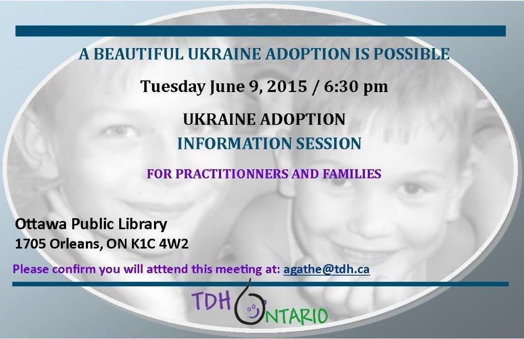 INVITATION-Ukraine Session June 2015
